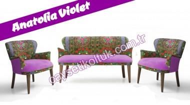 Anatolia Violet Çay Seti
