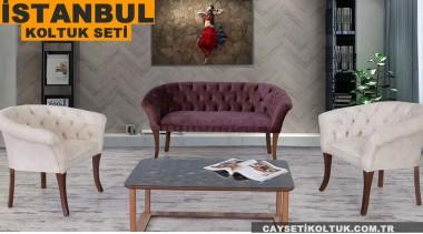 İstanbul Cafe çay Seti Koltuk Takımı